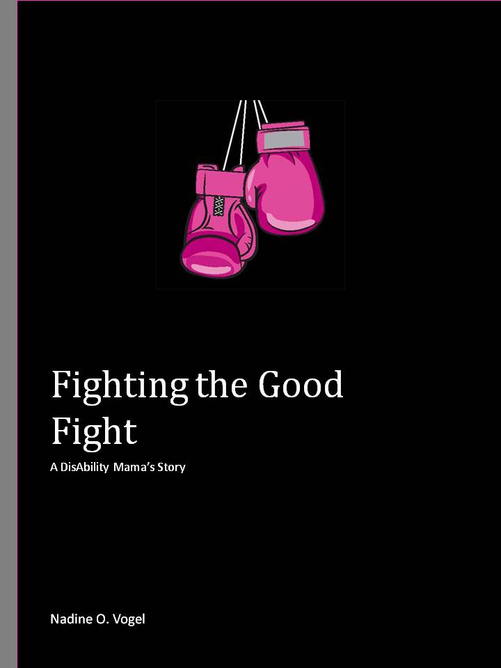 Fighting the Good Fight (Book Cover)