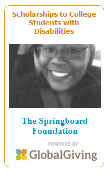 The Springboard Foundation Global Giving Image